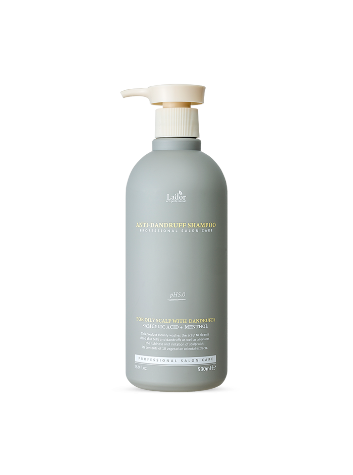 Anti Dandruff Shampoo 530ml