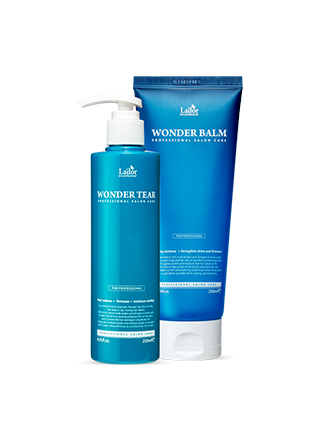 Wonder Balm + Wonder Tear 100 second Moisture Clinic Set